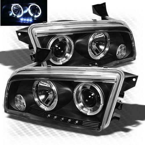 2006 Dodge Charger Halo Lights Ebay