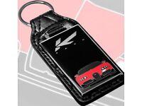 enamel Key Ring Bugatti Kahn F1 Limited Edition