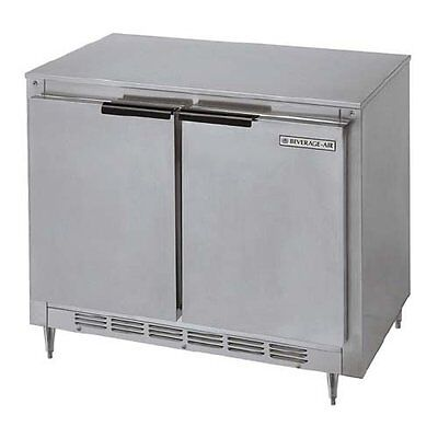 Beverage Air Ucr34y 34-inch Shallow-depth Undercounter Refrigeratorlowboy With