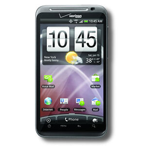 New HTC Thunderbolt Verizon/Page Plus GPS WiFi 4G Android Cell-Phone No-Contract