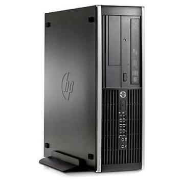 HP Elite 8300 SFF - Core i7-3770 - 32GB - 240GB SSD - DVD-RW