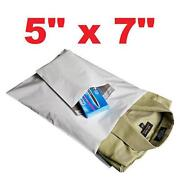 5x7 Poly Mailers
