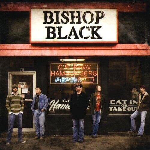 Bishop Black - Bishop Black [New CD]