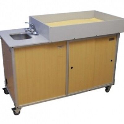 Buy Now Portable Sinks With Diaper Change Stations Hotcold Running Water