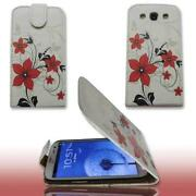 Handy Tasche Case Flip Samsung Galaxy S3