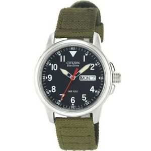 Citizen Eco-Drive Mens Solar Watch with Date function. BESTSELLER. BM8180-03E