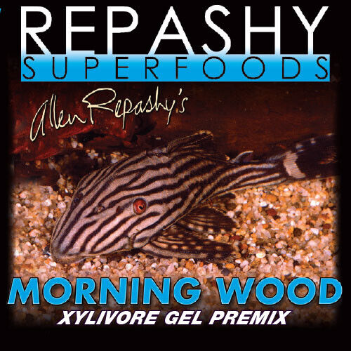 Repashy Morning Wood Fish Food 6 Oz 170 G For Plecos Invertivore And More  - $18.94