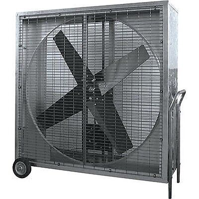 Galvanized Box Circulator Fan - 42