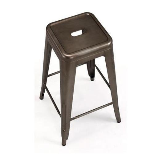 Metal Counter Stools With Back Vintage Metal Bar Stools