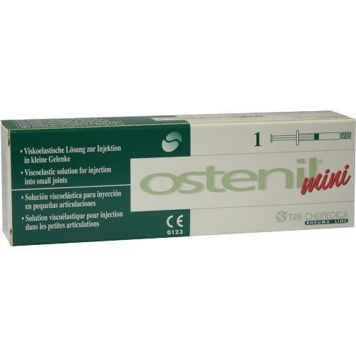 OSTENIL mini 10 mg Fertigspritzen 1 St