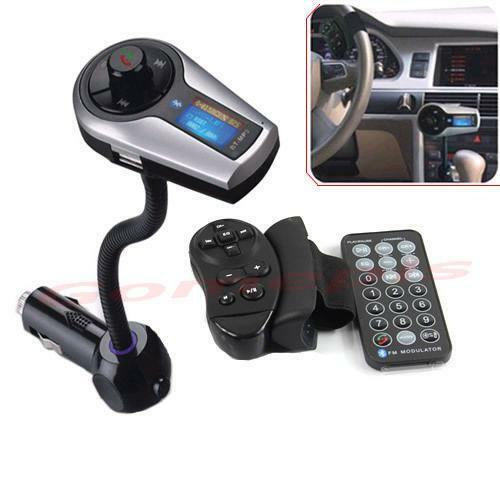 iphone bluetooth fm transmitter ebay. Black Bedroom Furniture Sets. Home Design Ideas