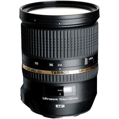 Tamron SP 24-70mm f/2.8 DI VC USD Lens for Canon AFA007C-700