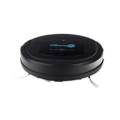 ROLLIBOT GENIUS BL800 Robotic Vacuum Cleaner. Vacuums Sweeps and Wet Mops Ha...