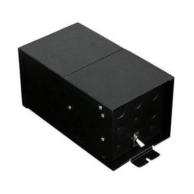 Black 12v 300w Remote - LBL Lighting 300W 120V/12V Monorail Remote Magnetic Transformer - Used