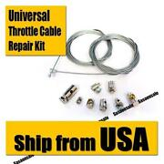 Motorcycle Throttle Cable