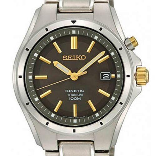 Seiko Kinetic Titanium  Wristwatches  c6abc01bd