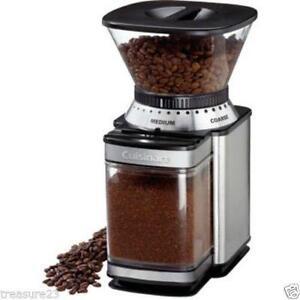 Burr Mill Coffee Grinders