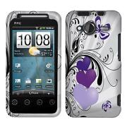 HTC EVO 4G Heart Case