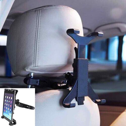 car headrest tablet holder back seat mount
