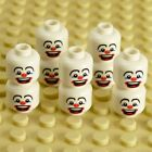 Collectible Minifigs Head LEGO Minifigure Parts & Accessories
