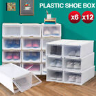 Unbranded Plastic Shoe Box Shoe Organisers