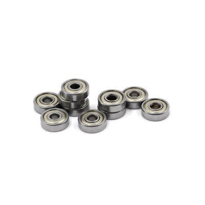10pcs 625 625zz Miniature Ball Bearings Mini Shielded Deep Groove 5 X 16 X 5m Xj