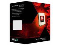AMD FX-8350 CPU, AM3+, 4.0GHz, 8-Core, 125W, 16MB Cache, 32nm, Black Edition