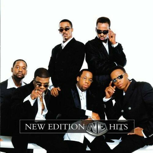 New Edition - Hits [New CD] Rmst