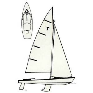 TEMPEST 22' ex-olympic sailboat WANTED
