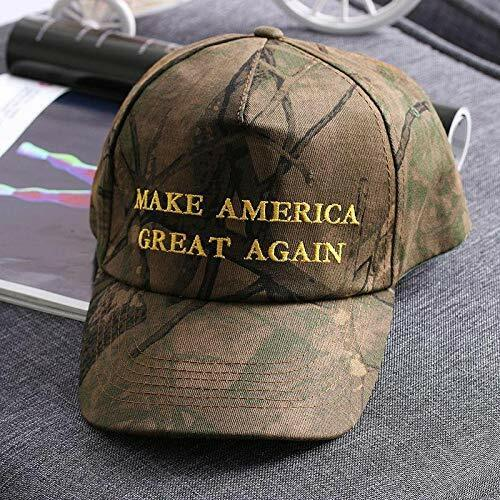 President Donald Trump Hat ..Make America Great Again.. MAGA ..Camo Clothing, Shoes & Accessories