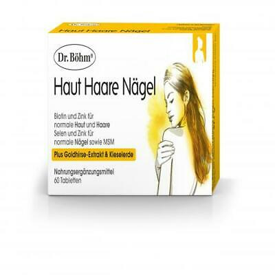 DR.BÖHM Haut Haare Nägel Tabletten 60 St PZN 15390975