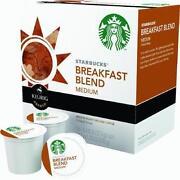 Starbucks Breakfast Blend K Cups