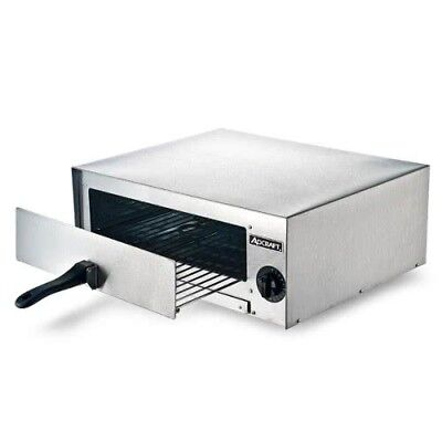 New Countertop Slice Pizza Snack Oven Adcraft Ck-2 6319 Churro Pretzel Electric