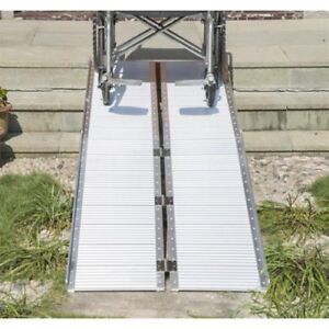 "10 ft Wheel Chair Ramp / 122"" Ramp / Wheelchair Ramp for sale"