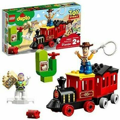 Lego Duplo Toy Story Disney Pixar 10894 Toy Story Train Woody Buzz Ages 2+