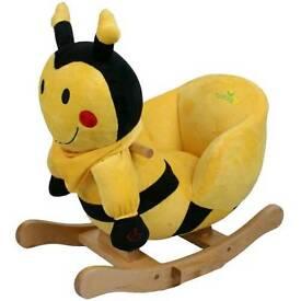 Bumble bee rocker