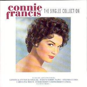 Connie Francis : The Singles Collection CD (1993)