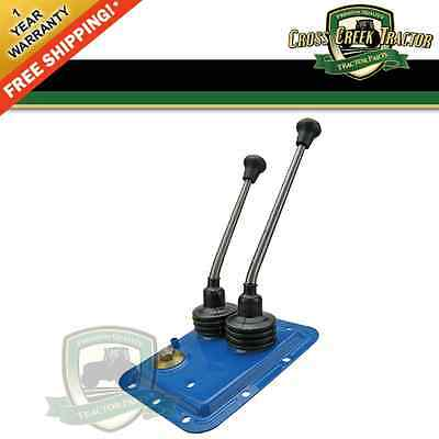 C5nn7211f New Ford Tractor Pressed Steel Shift Top With Levers 2000  3000  4000