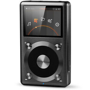 Black FiiO x3 2nd Gen.