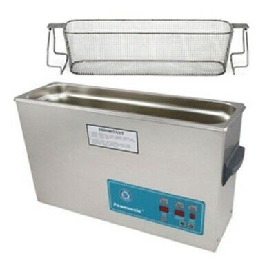 Crest P1200d-132 Ultrasonic Cleaner With Power Control-perf Basket