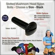 Mushroom Head Bolts