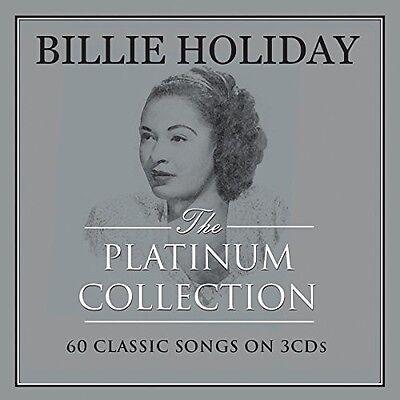 Jazz Cd - Billie Holiday - Platinum Collection [New CD] UK - Import