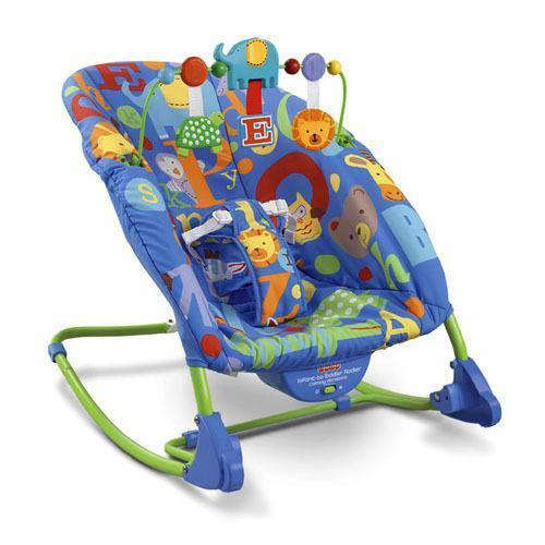 Fisher Price Rocker: Bouncers & Vibrating Chairs | eBay