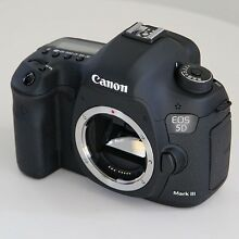 Brand New Canon EOS 5D Mark III Body + 16GB Extreme PRO Wentworth Falls Blue Mountains Preview