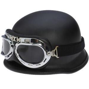 German Motorcycle Helm...