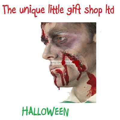 HALLOWEEN Fancy Dress Accessories Halloween Special Effects Makeup - Self Stitch - Self Halloween Makeup