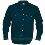 Long Sleeve Button T Shirt