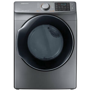 Top-of-the-line*NEW* Samsung Front-Load Washer + Electric Dryer