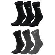 Puma Socken Schwarz 12