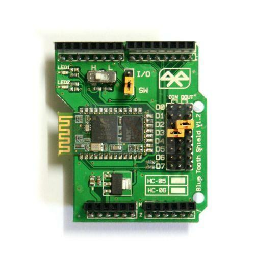 Arduino bluetooth shield computers tablets networking